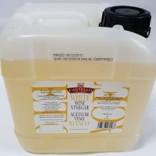 CASTELLO White Wine Vinegar 5Lt