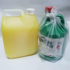 Detergent and Bleach