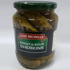 Gherkins 680gm