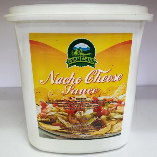 CREMELAND Nacho Cheese Sauce 3L