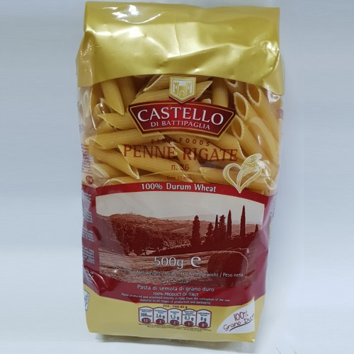 CASTELLO Penne 500gm x 20