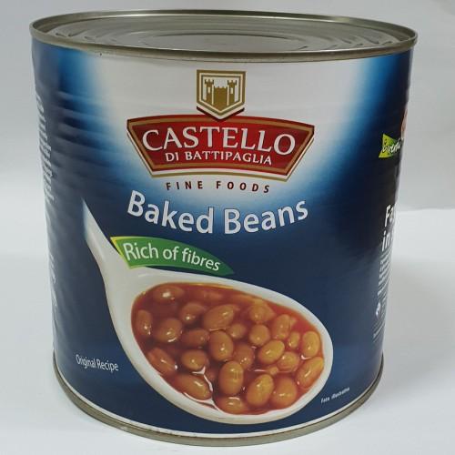 CASTELLO Baked Bean 3kg
