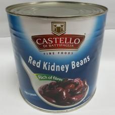 CASTELLO Kidney bean 2.55kg