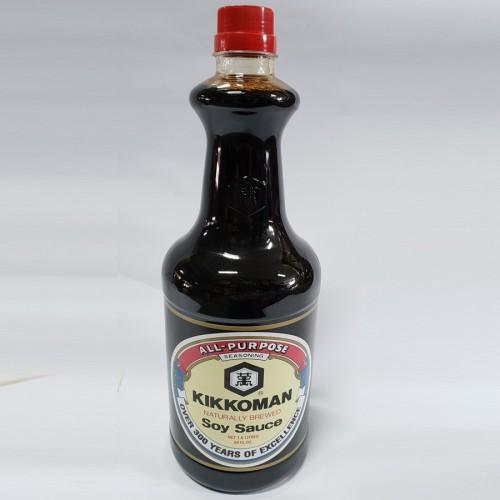 Kikoman Soy Sauce 1.5Lt