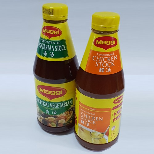 Maggi Chicken and Veg Concentrate