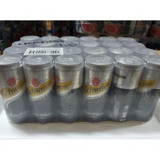 Schweppes Soda water 24 x 330ml
